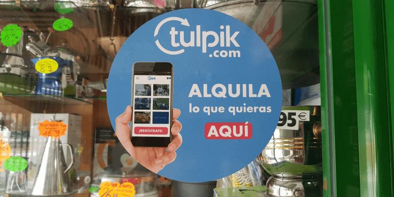 Tulpik en Ferretería Marcavel. Alquiler de herramientas