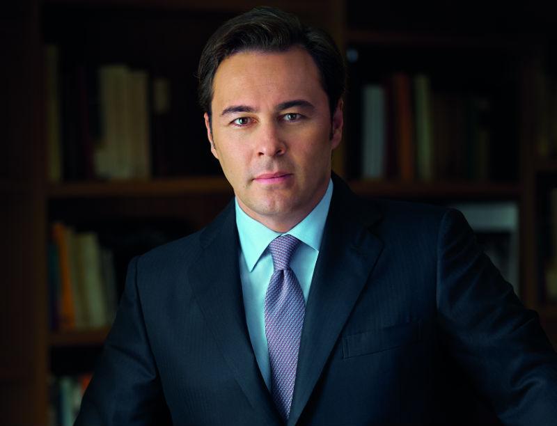 El presidente de El Corte Inglés, Dimas Gimeno