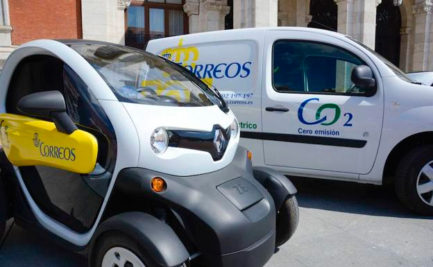 contribución del vehículo eléctrico a un transporte menos contaminante.