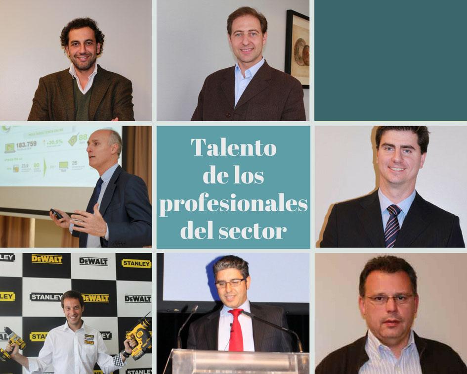talento de los profesionales españoles de ferretería y bricolaje