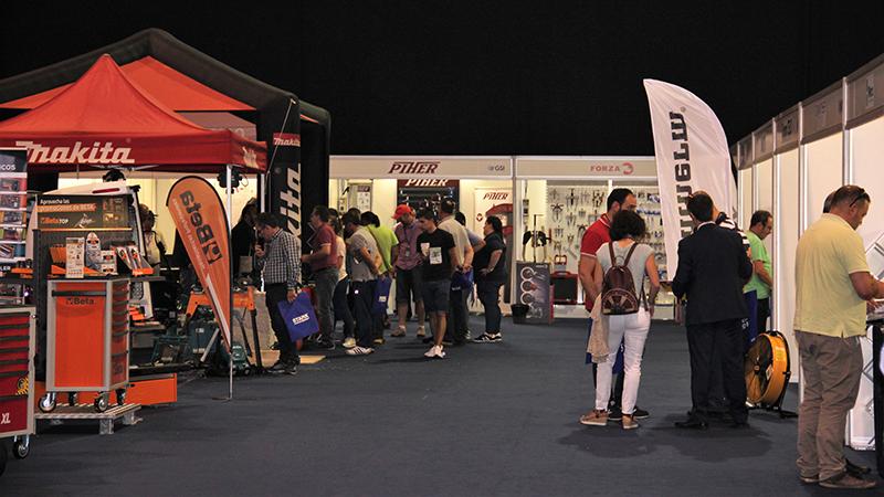 La segunda edición de Expoferr se saldó con éxito de expositores y visitantes