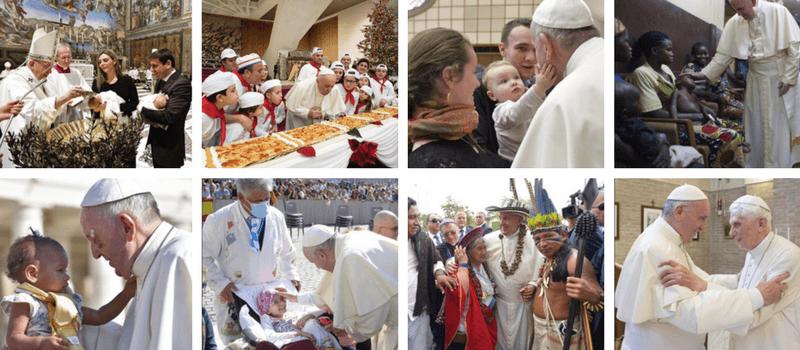 Cuenta de Instagram del Papa Francisco