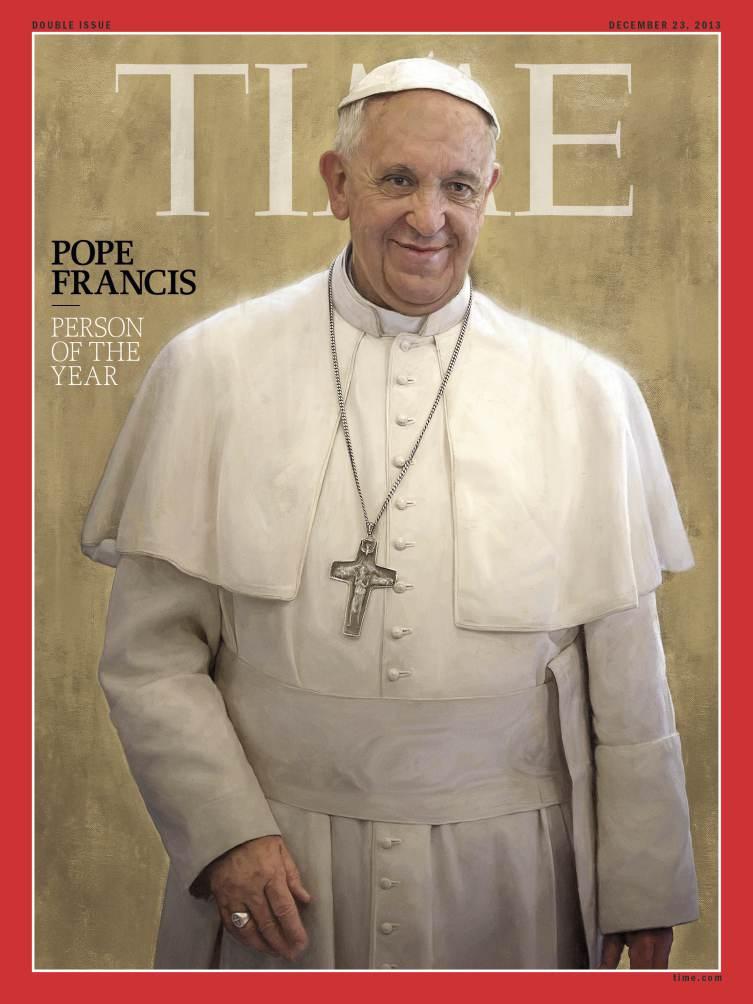 Papa Francisco, persona del año
