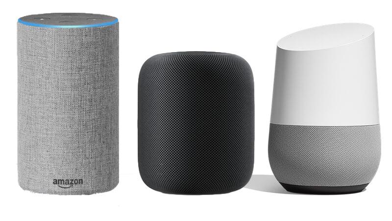 Asistentes virtuales de voz y smart home