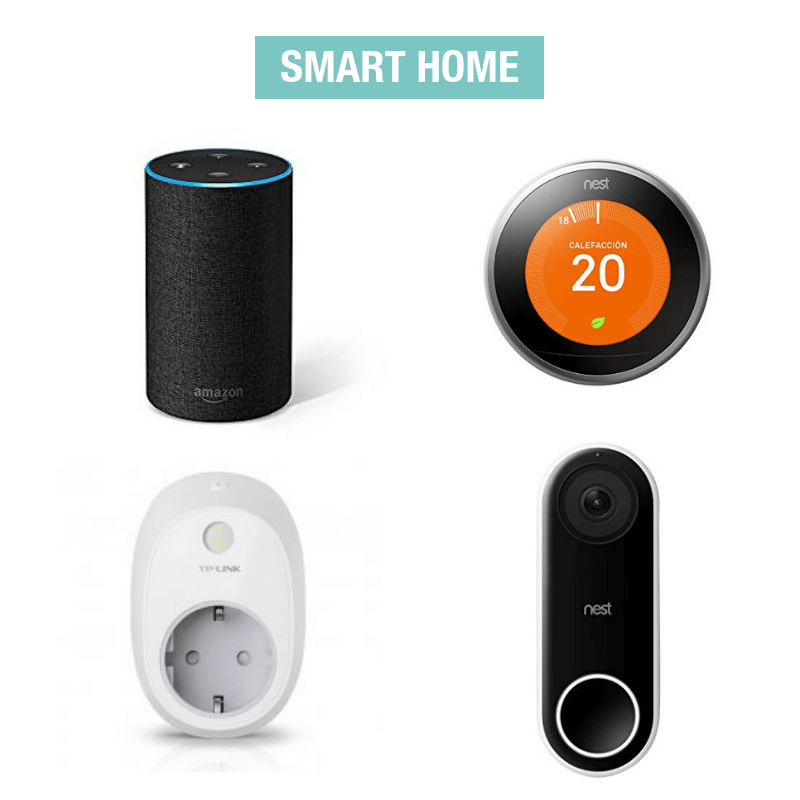 Dispositivos para smart home