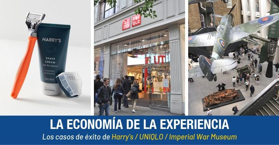 La economía de la experiencia