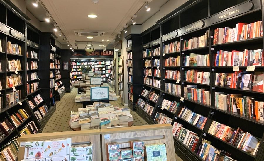 Librería Hatchards, Londres