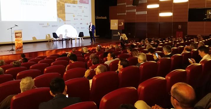 Imagen del Congreso de CONAIF 2019 celebrado en Toledo.
