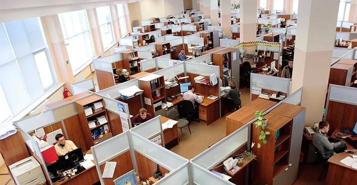 Calidad del aire interior en oficinas