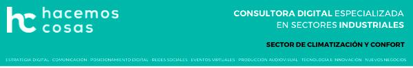 Consultoría digital para empresas del sector de climatización y fontanería.