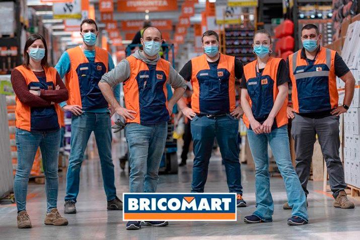 Bricomart está captando cada vez más a especialistas en instalaciones técnicas.