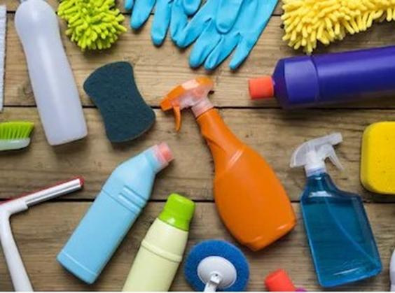 Métodos de desinfección y limpieza