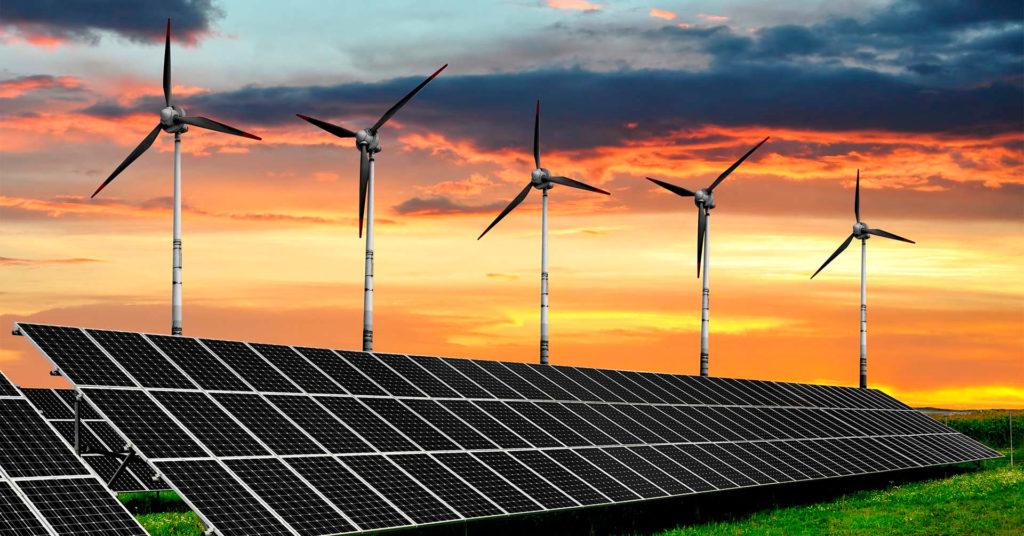 La implantación de un mix energético 100 % renovables presenta dificultades.