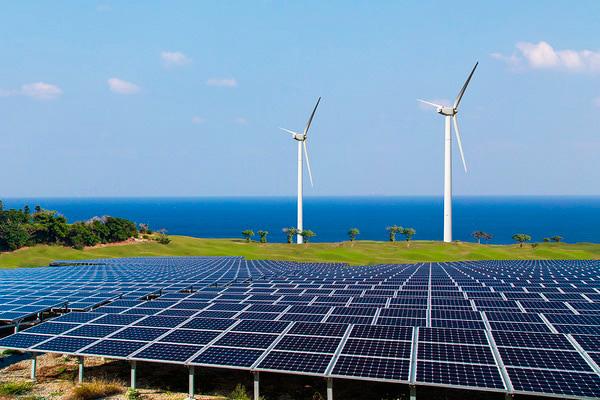 Las energías renovables son una de las mejores soluciones para afrontar el calentamiento global.