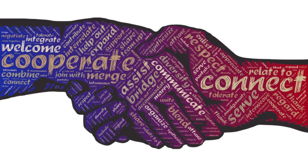 Los negocios deberán cooperar y colaborar entre sí