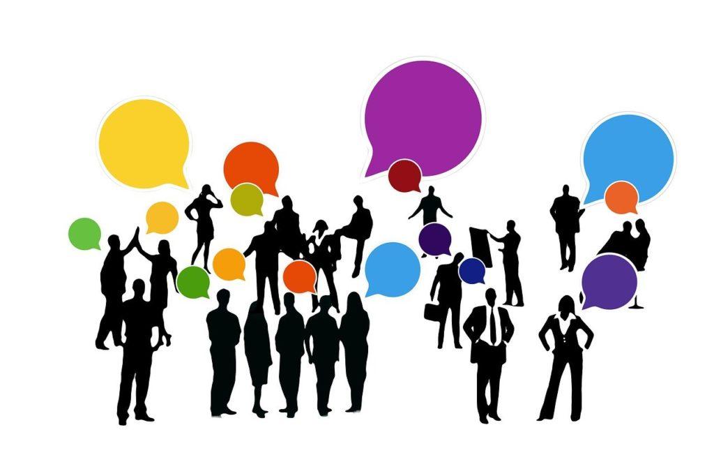 En estos momentos hay que incrementar la comunicación positiva