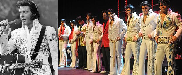 Elvis Presley y la carne.