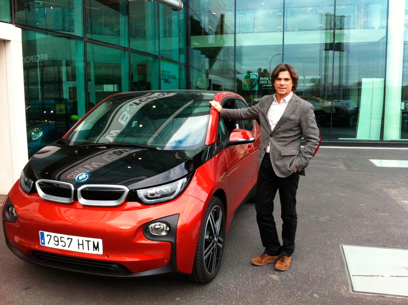Experiencia con vehículo eléctrico