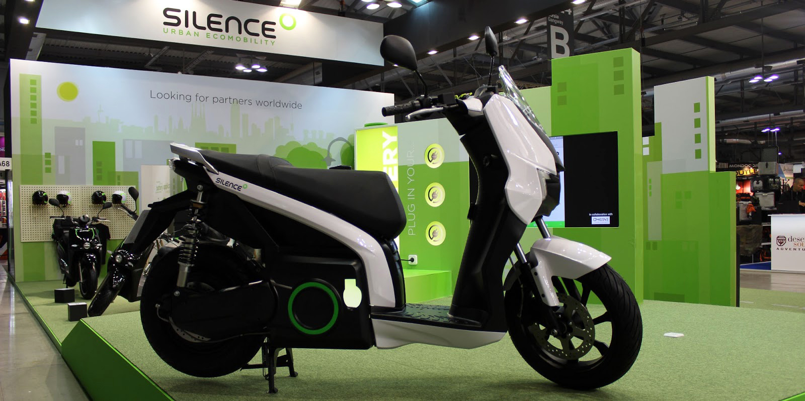 Scooter eléctrico Silence