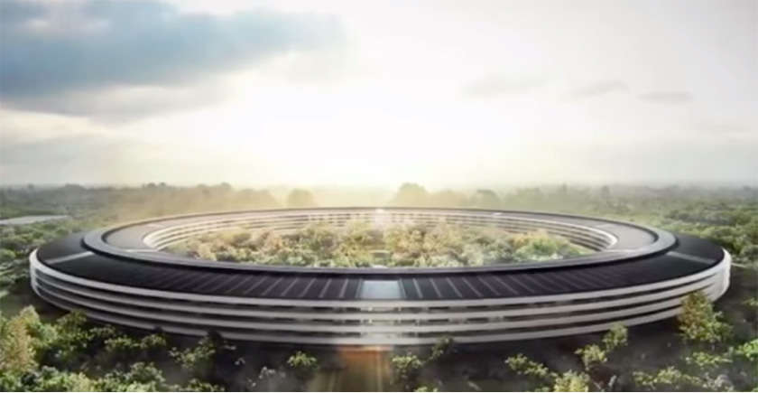 Apple ha conseguido alimentar sus instalaciones en todo el mundo con energía 100 % renovable.