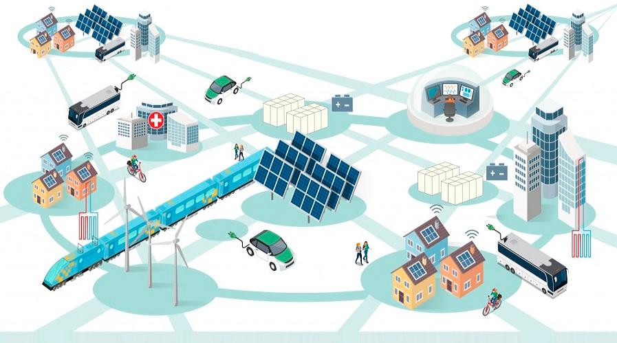Los prosumidores en la transición energética.