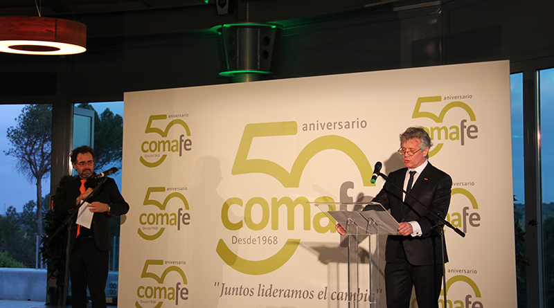 Comafe, 50 aniversario
