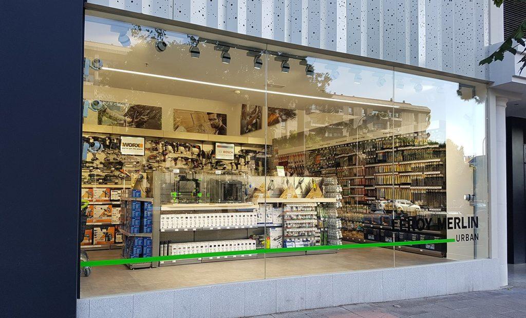 Tiendas: Leroy Merlin Urban Madrid