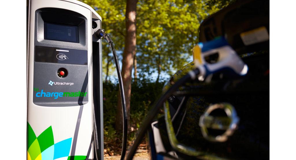 BP adquirió la empresa Chargemaster, proveedora de puntos de recarga para vehículos eléctricos.