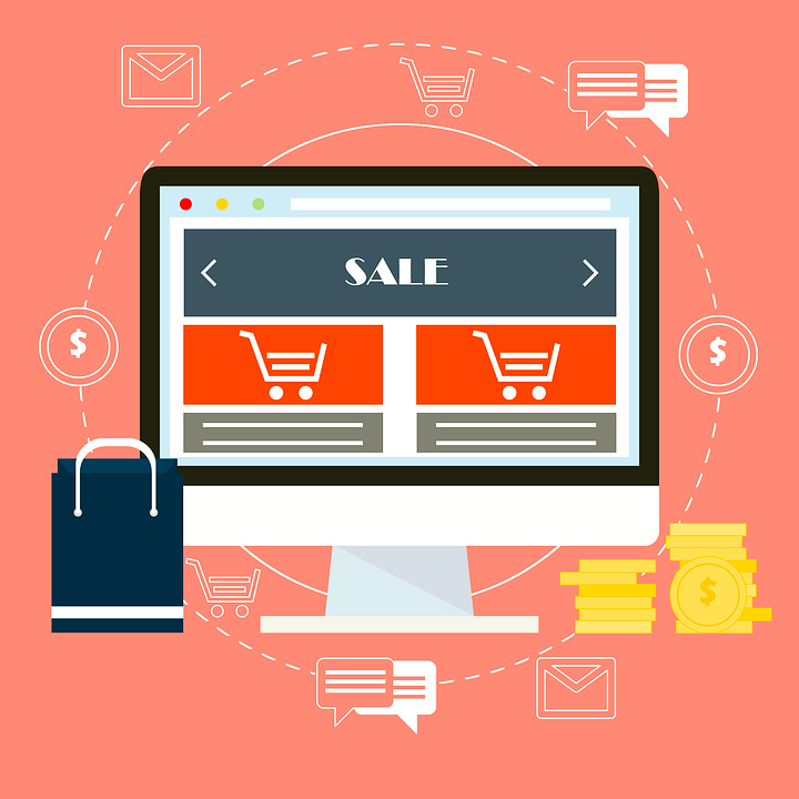 El comercio electrónico se ha disparado a causa del aislamiento forzoso en los hogares.