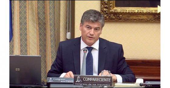 Antoni Cañete, presidente de la Plataforma Multisectorial contra la Morosidad